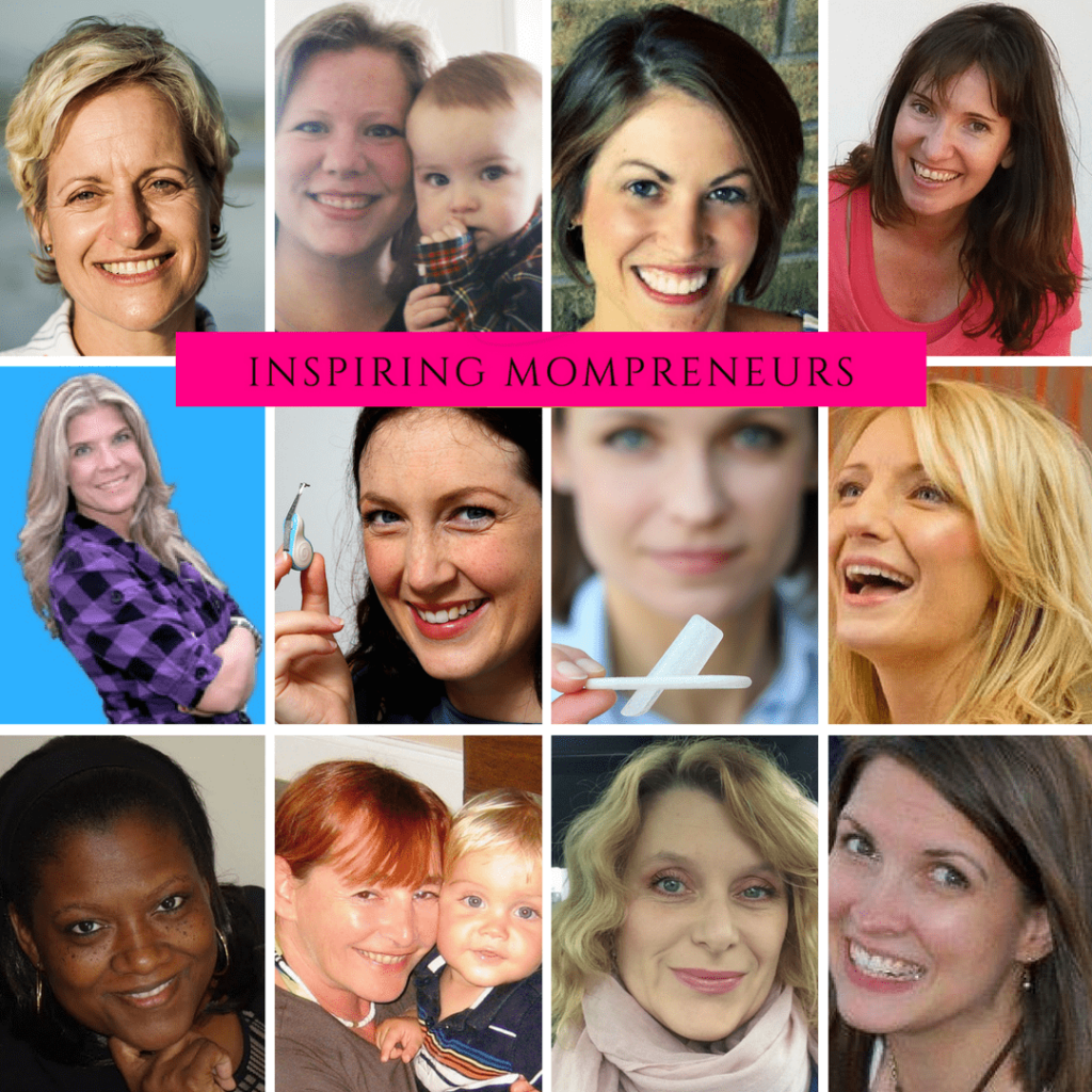 Inspiring Mompreneurs - Shining the Spotlight on Mom Entrepreneurs