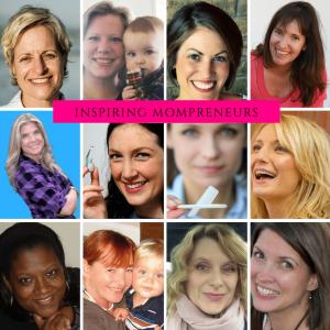 Inspiring Mompreneurs - Shining the Spotlight on Mom Entrepreneurs