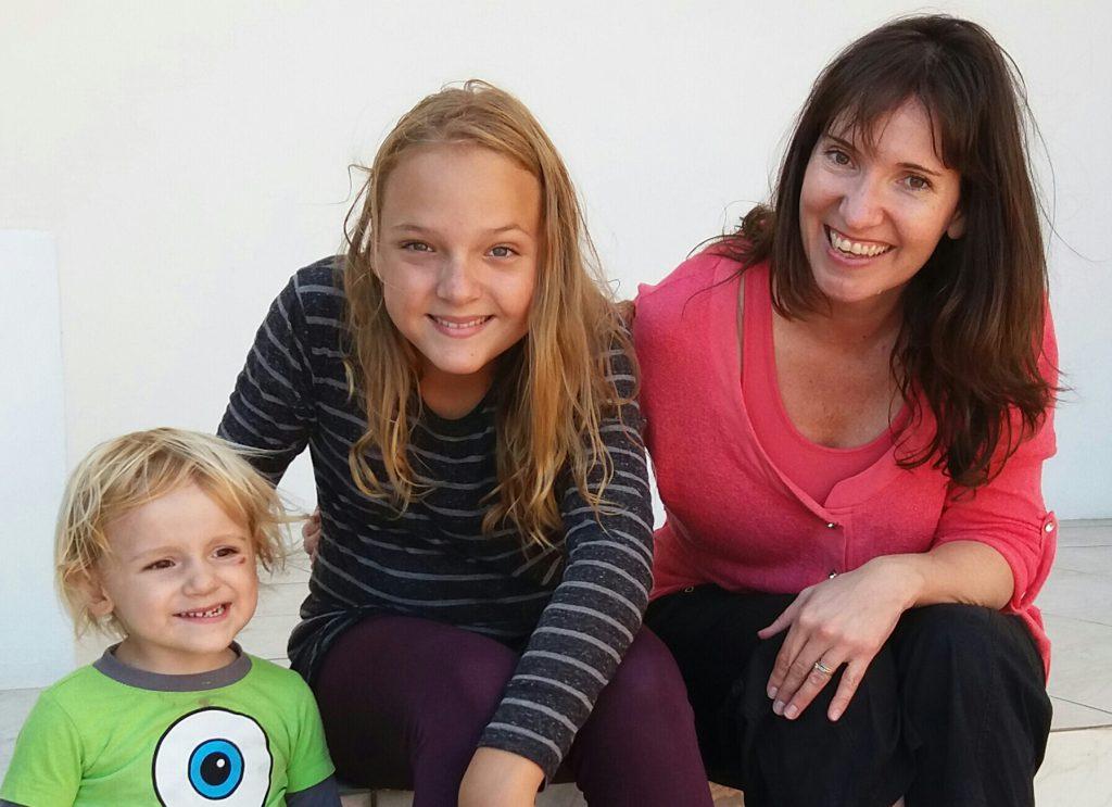 Benjamin, Skyler, Lauren Kinghorn