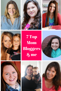 Here's my round-up post of 7 Top Mom Bloggers and my first Income Report. | makemoneyblogging | topmombloggers | sidehustles | bloggingforincome