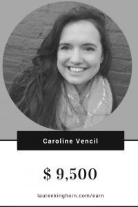 Caroline Vencil