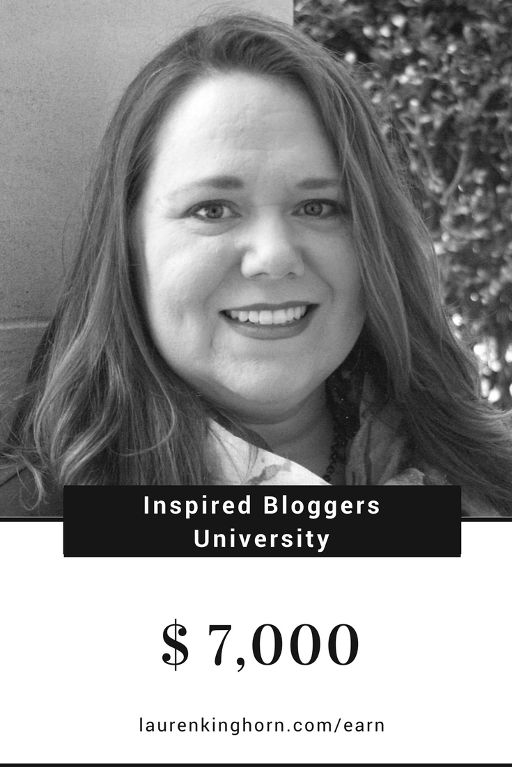 Tabitha Philen is living proof that bloggers earn income blogging. She's stopped publishing income reports but in April 2016 she earned nearly $7,000. #makemoneyblogging