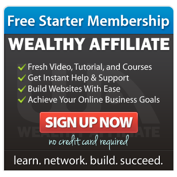 Wealthy Affiliate Starter Membership laurenkinghorn.com