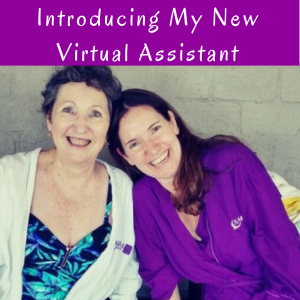 Introducing my New Virtual Assistant - Jill Alexa du Preez laurenkinghorn.com