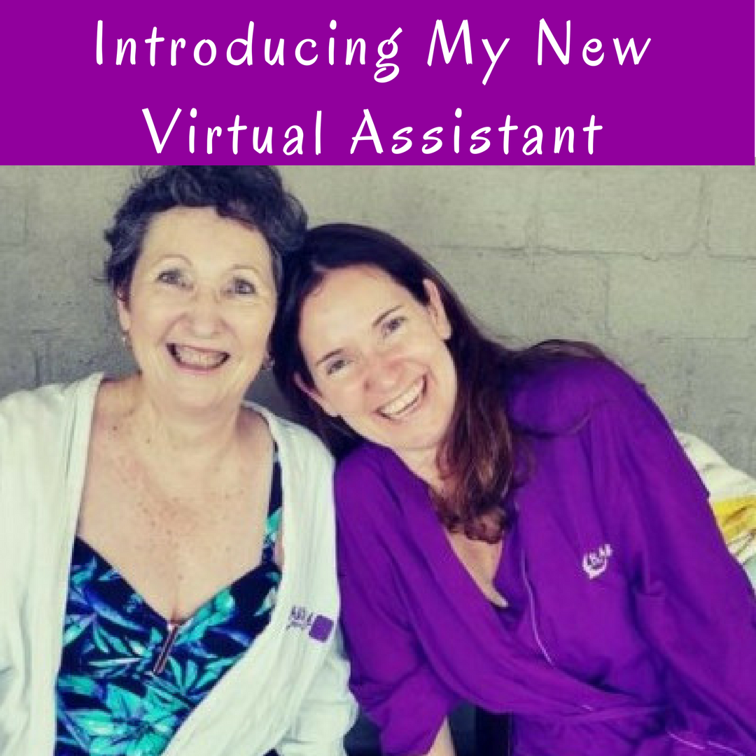 Introducing my New Virtual Assistant - Jill Alexa du Preez laurenkinghorn.com