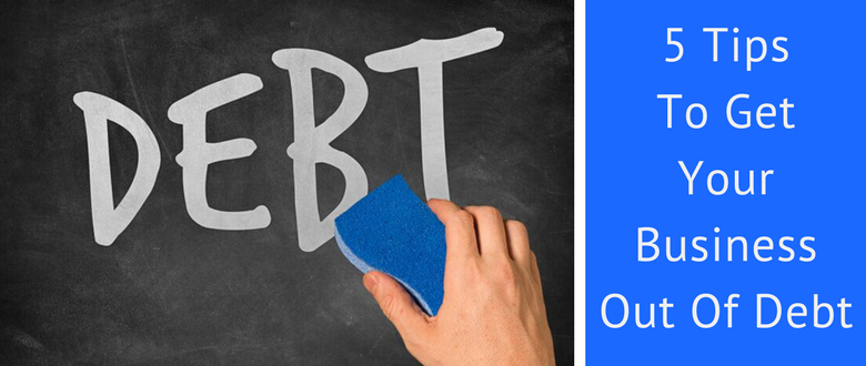 Get Your Business Out Of Debt laurenkinghorn.com
