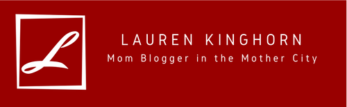 LaurenKinghorn.com Logo