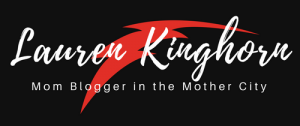 Lauren Kinghorn Mom Blogger in the Mother City