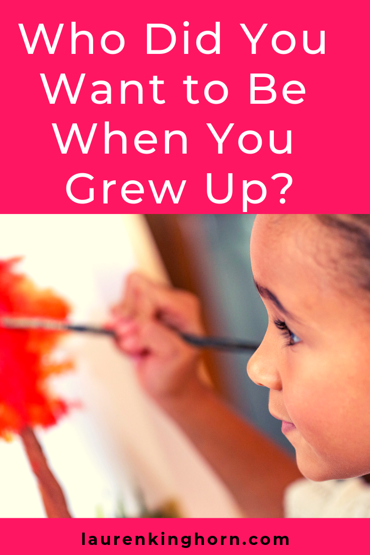 Cast your mind back to what you wanted to become when you grew up and then weave your lifelong passions into your blogging business. #HowtoBuildaSuccessfulBloggingBusiness #MakeMoneyBlogging #BloggingforBusiness