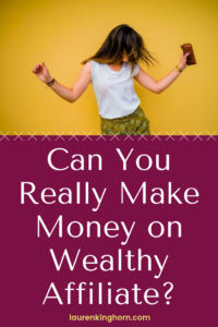 Can You Make Money Pin