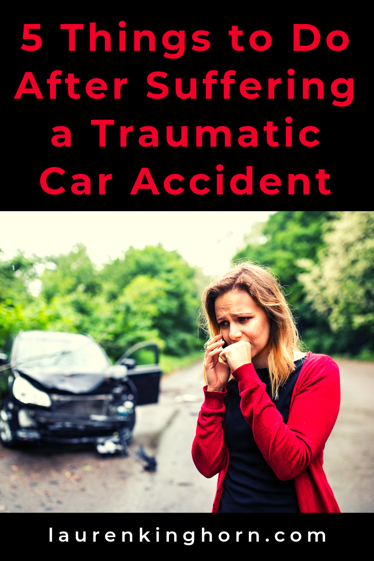 Do you know what steps to take should you ever suffer a traumatic car accident? I learned the hard way. You can learn from my experience. #todoaftersufferingatraumaticcaraccident  #caraccidentlegal #autoaccident