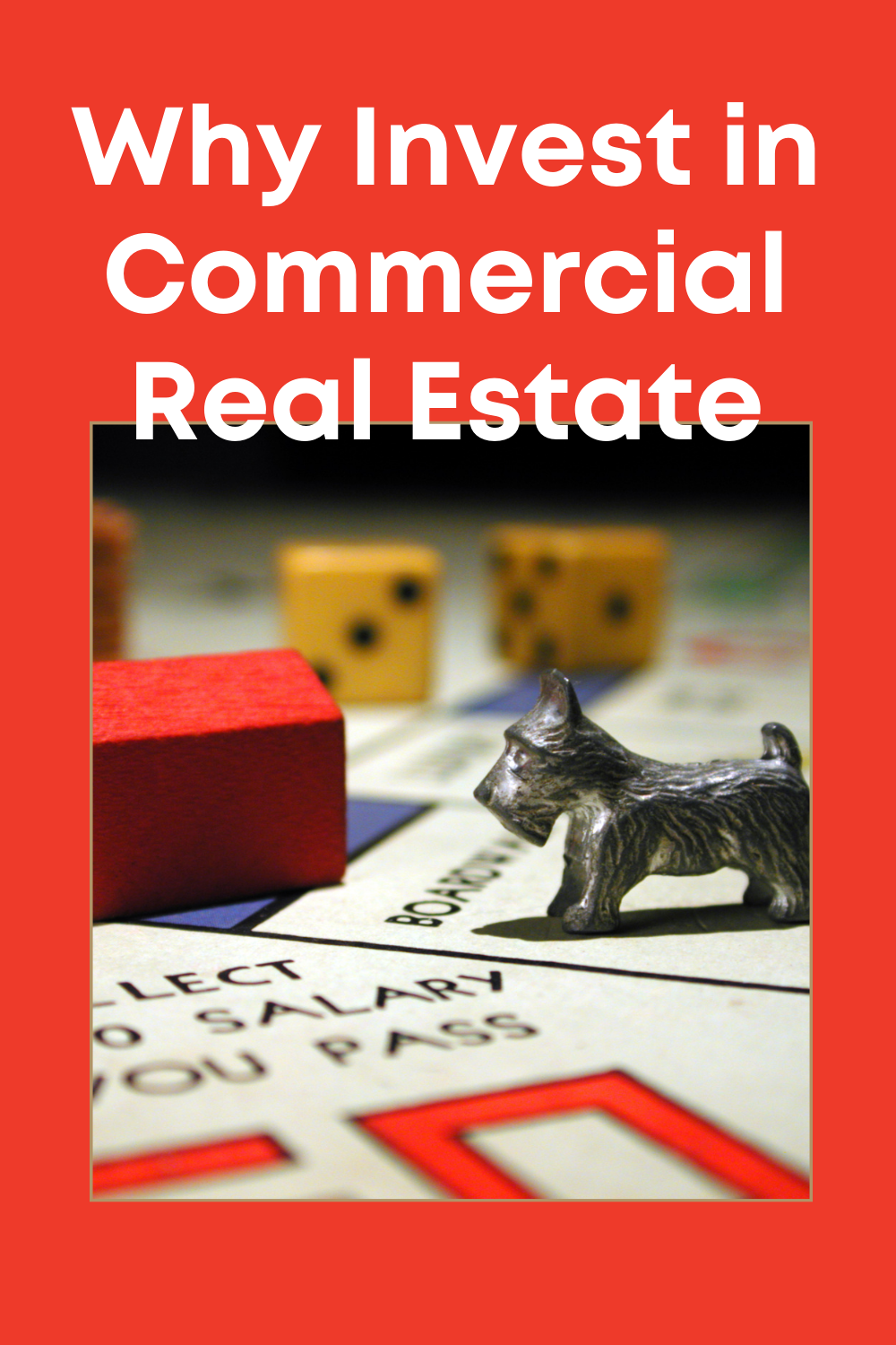 Why invest in commercial real estate? Here are 7 good reasons, whether you are a long time property investor or just about to dip your toe in the water.