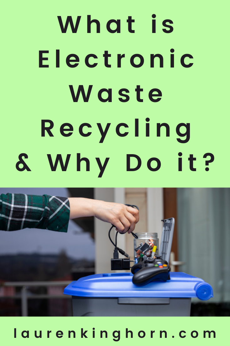 Massive amounts of electronic waste (e-waste) are ending up at landfills every day, despite most of them being recyclable. Here's what needs to be done about it and why.