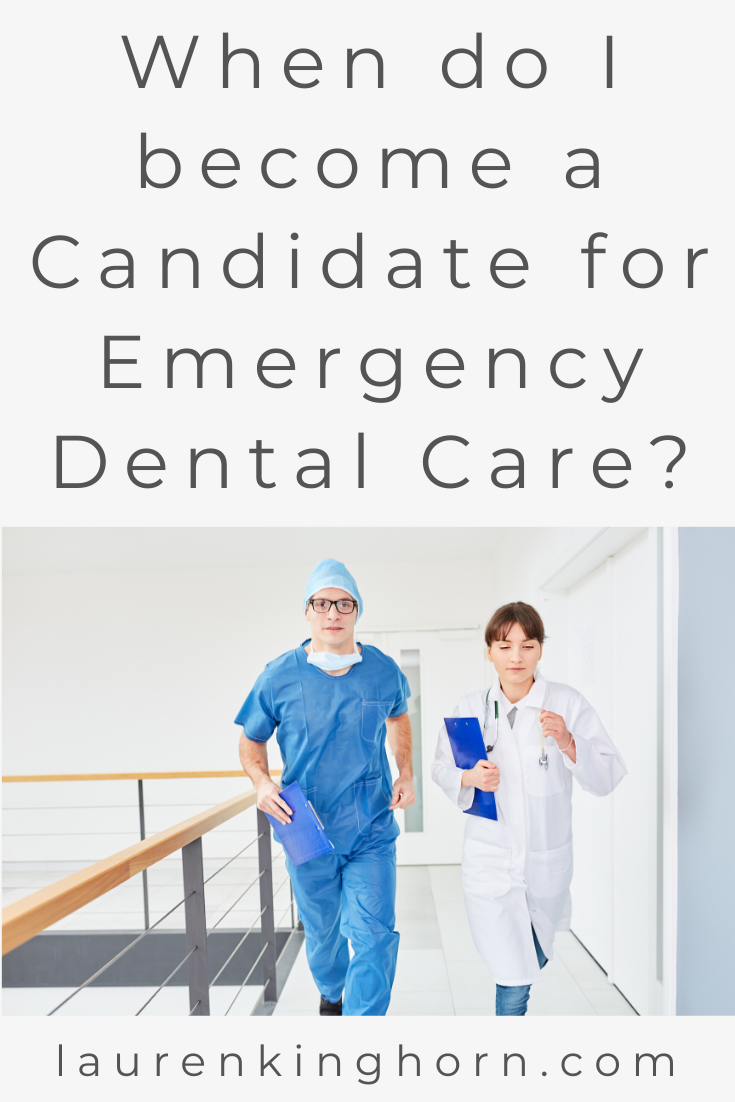 Dental emergencies tend to strike when least expected. As these are usually not life-and-death situations, it is challenging to discern whether you need urgent medical care. #whatisemergencydentalcare #emergencydentist