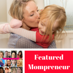 Featured Mompreneur on InspiringMompreneurs.com