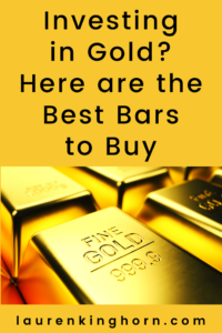 Considering investing in gold? Gold has long been the foundation of global wealth and is still performing well. Follow this advice on the best gold bars to buy.