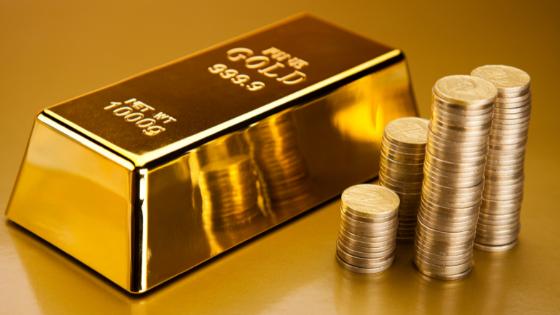 Gold Coins vs Gold Bars