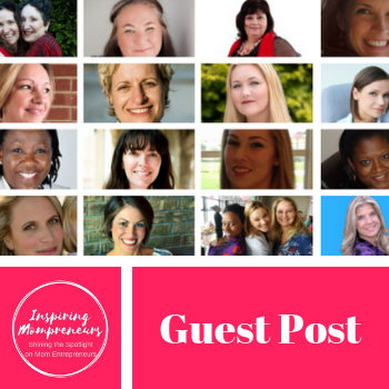 Guest Post on Inspiring Mompreneurs
