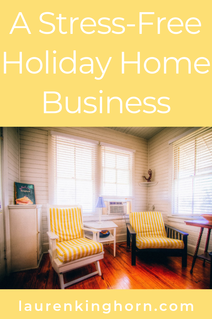 Ever thought of investing in rental property? Why not a holiday rental property? Here's how you can establish a holiday home business. #holidayhomebusiness #holidayrentalbusiness #holidayrentals #investing