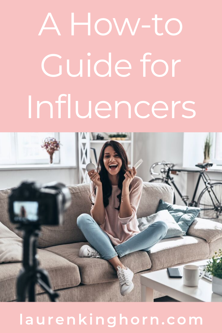 So... you want to become an influencer? Great decision! Influencer Marketing is a hot trend. Here's a quick crash course. #howtoforinfluencers #howtobecomeaninfluencer #influencermarketing