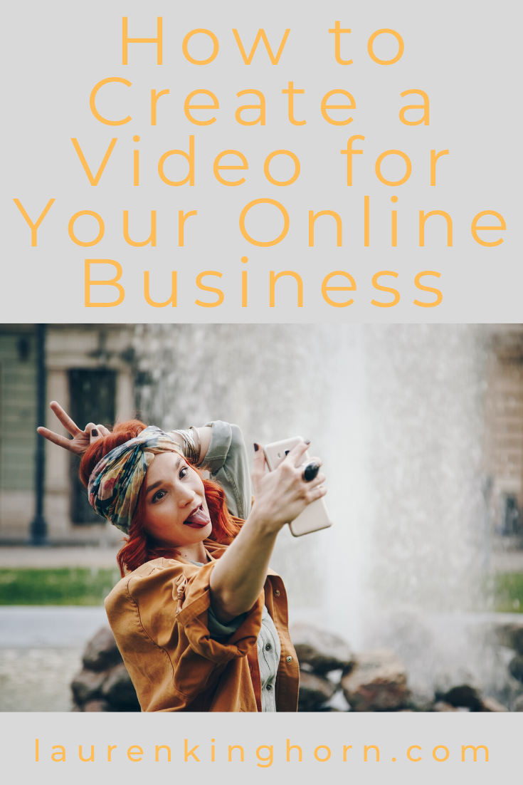 Are you ready to take the next step in your evolution as a Digital Entrepreneur? Is it time to go video? That's why I shot this video and created this post for you. #howtocreateavideo #govideo #videoinfluencer #youtuber