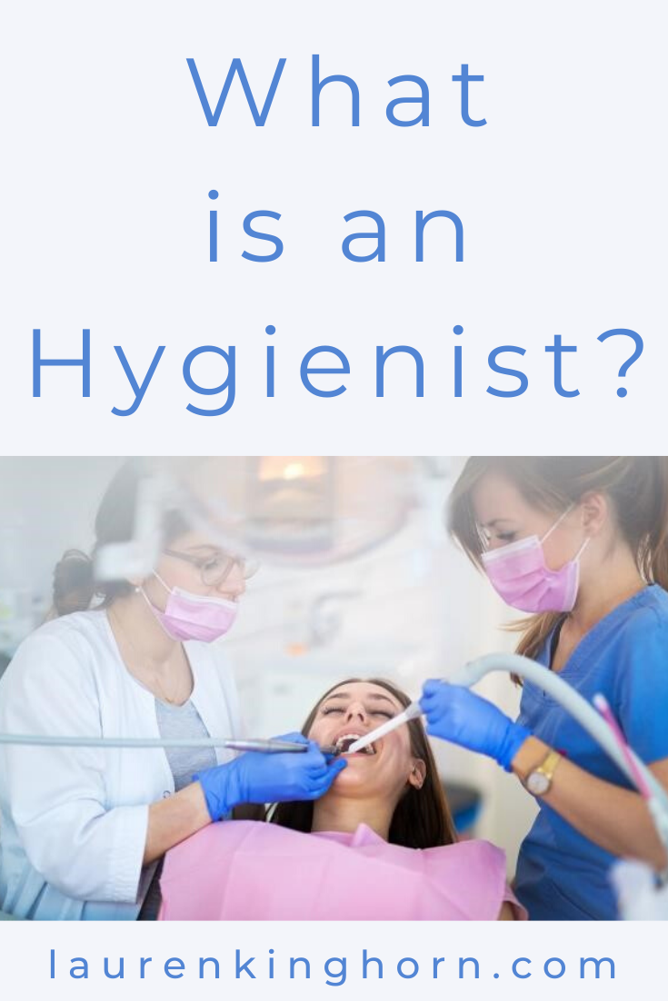 An oral hygienist in Richmond specialises in educating patients in dental hygiene and in deep cleaning of the teeth and gums. #oralhygienist #hygienistinrichmond #whatisanhygienist #dentalhygienist