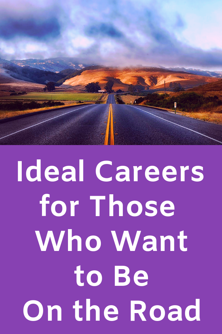 Do you love to be behind the wheel? Here are some careers that will interest you if driving is your favourite thing to do. #idealcareersfordrivers