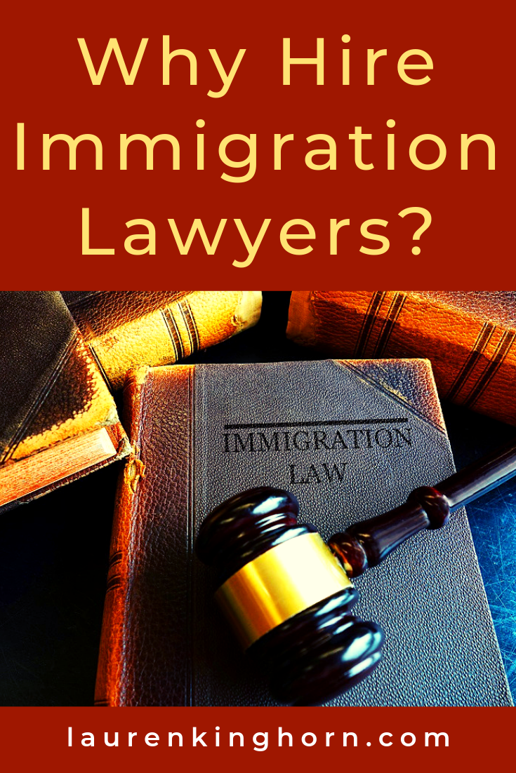 With so many of my friends moving abroad, I was delighted to receive this guest post by Anna Wrench. #whyhireimmigrationlawyers