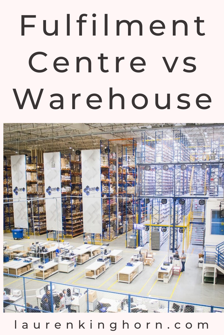 Fulfilment Centre VS Warehouse: Logistics Choices Explained