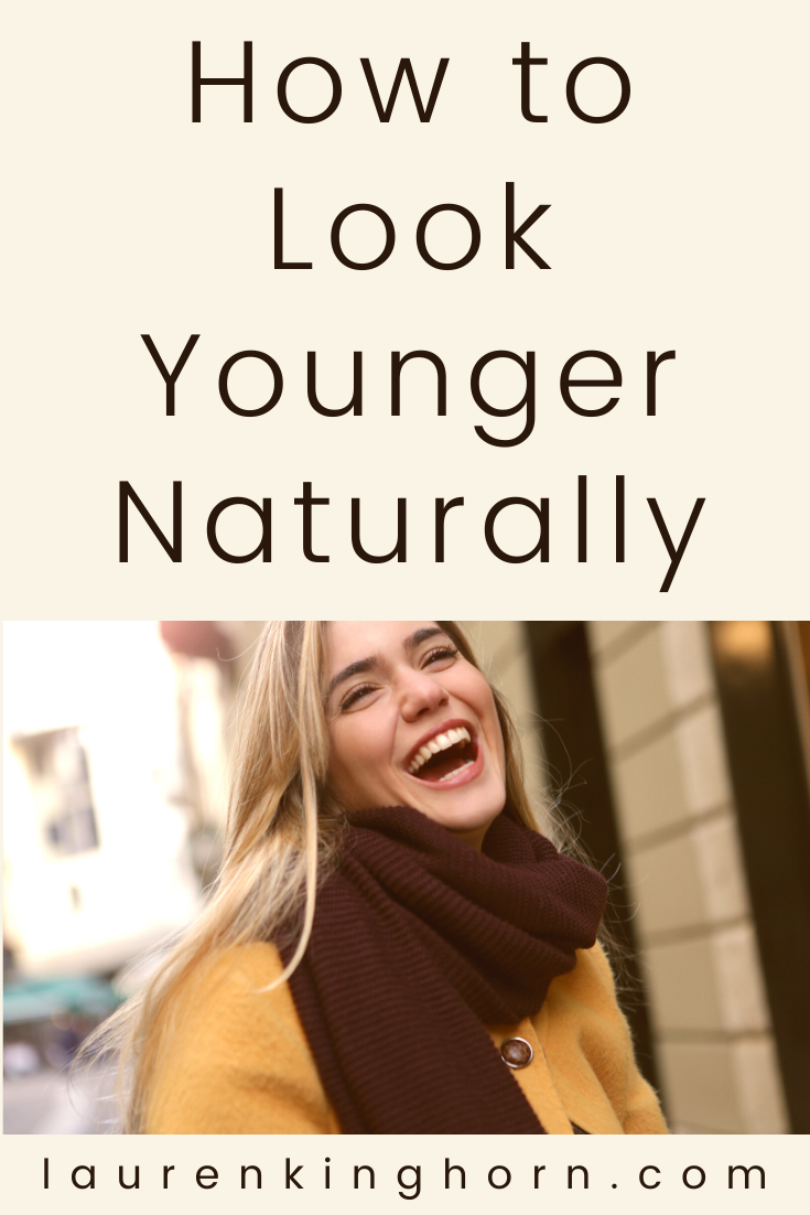Ever wish you could take a sip from the fountain of youth?       Then you'll love our 6 top tips on how to look younger naturally.     And a chance to get Vitamium's Vitamin C Professional Facial Serum at half price.  Get your coupon code inside this post.    #howto #lookyoungernaturally #antiaging #antiageing #vitamium #sponsored