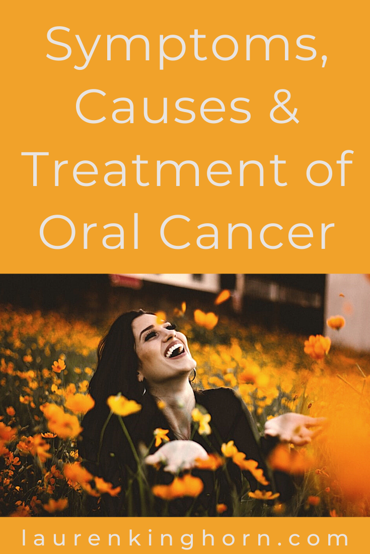 Prevention is better than cure and cancer is best caught early.  Discover the Symptoms, Causes, Risk Factors, Prevention & Treatment of Oral Cancer.  #symptoms #causes #treatment #oralcancer #healthandwellness