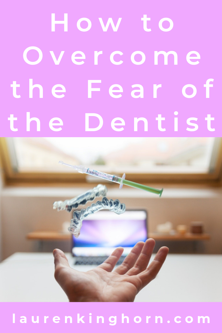 Are you or your loved ones afraid to go to the dentist? Here are some ways to cope. #howtoovercomethefearofthedentist #fears #selfcare #dentalcare