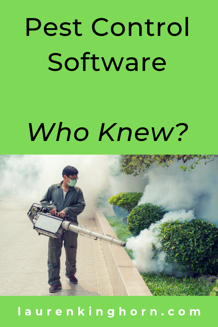 30 years ago, who ever thought that Pest Control Software would exist? With technology and the internet growing so rapidly, what will our world look like in another 30 years? What could you invent that doesn't exist now? #pestcontrolsoftware #crmsoftware #entrepreneurship #online #internet #cloudbased