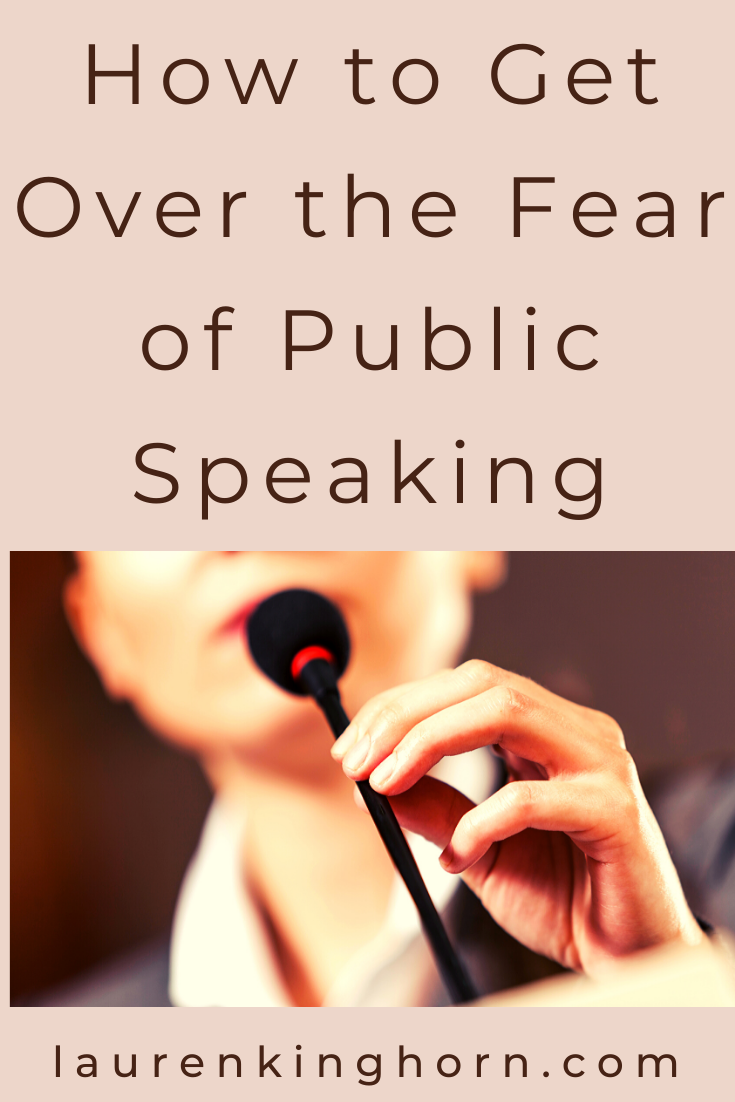 If the thought of public speaking causes you to sweat and have heart palpitations, it's possible you have glossophobia. Here's how to overcome this common fear.  #HowtoGetOvertheFearofPublicSpeaking