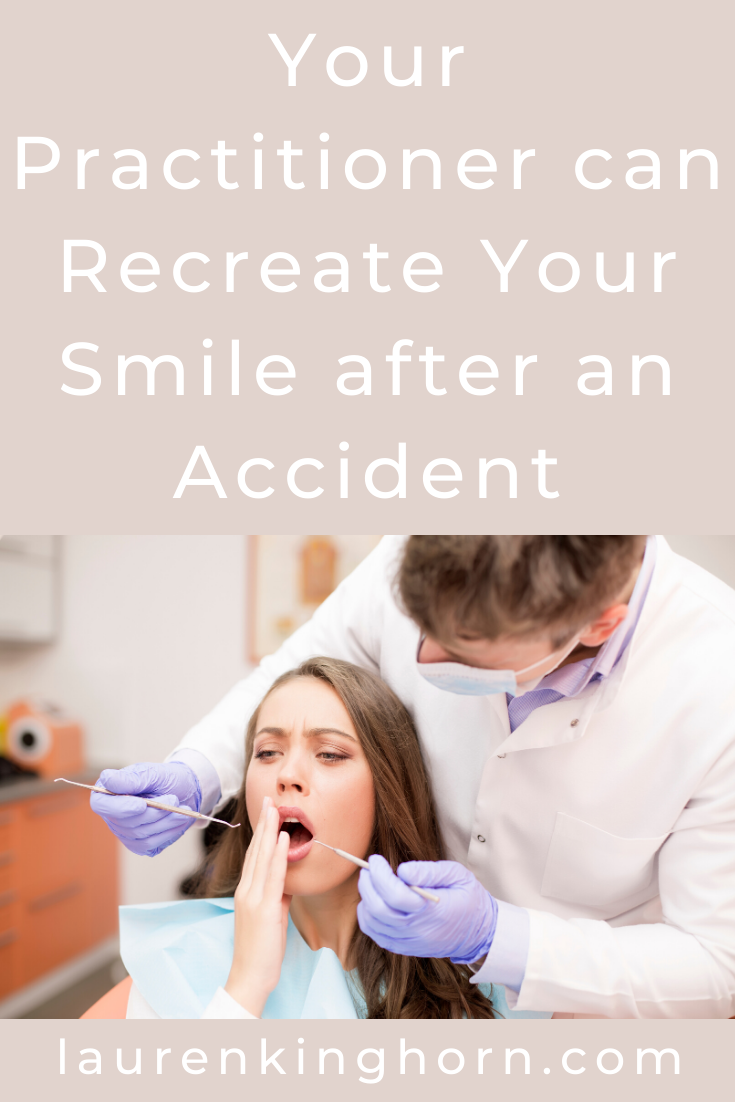If you have been involved in an accident that has resulted in tooth damage, it is important to seek dental advice as soon as possible. Here are your options. #dentistry #dentalcare #recreateyoursmileafteranaccident