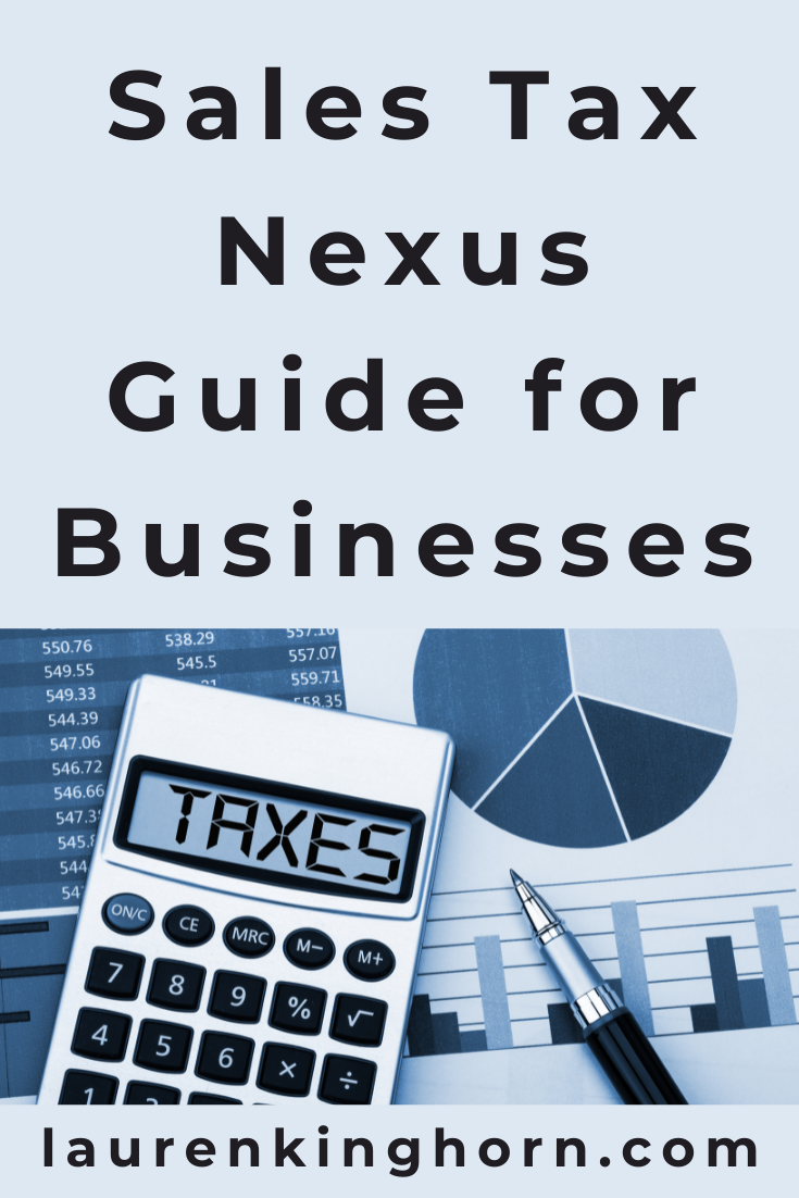 Before sales tax can be imposed a nexus must exist. In this sales tax nexus guide, you will learn how tax nexus works as well as the different types of nexus.
