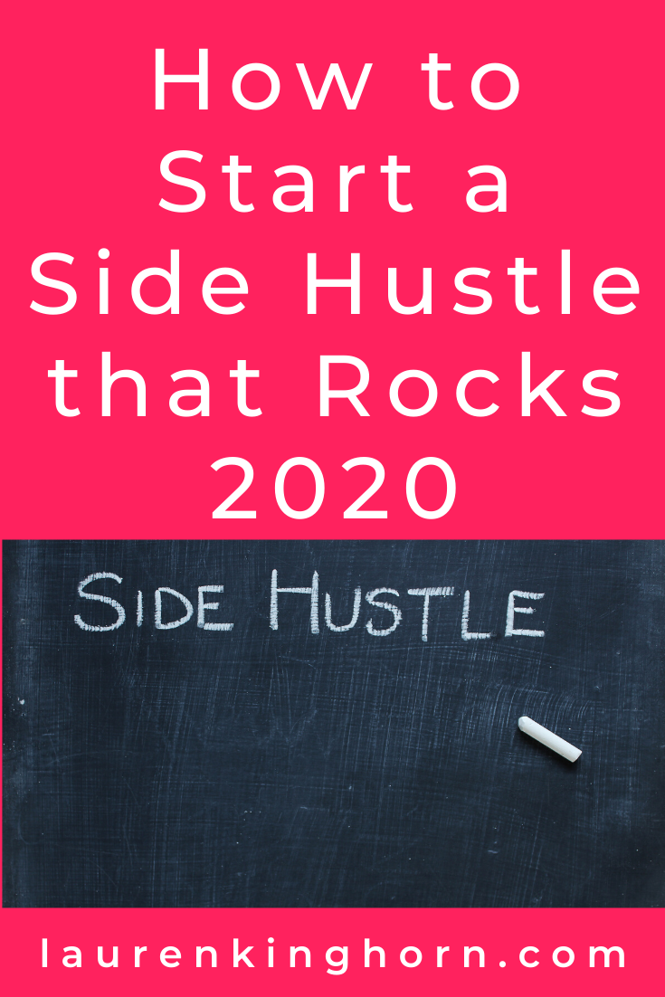 Are you ready to start a side hustle that rocks 2020? It helps to know what type of entrepreneur you are first. Here are loads of side hustle ideas based on the 8 different entrepreneur profiles. #howtostartasidehustle #entrepreneurprofile #wealthdynamics
