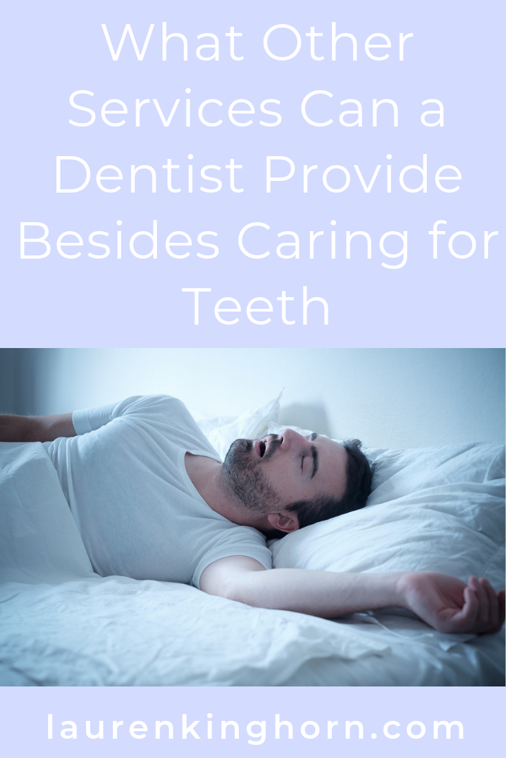 Do you suffer from snoring or sleep apnea? A Dentist in Walkerston, Queensland has a possible solution.  #whatotherservicescanadentistprovide #snoring #sleepapnea #dentalcare