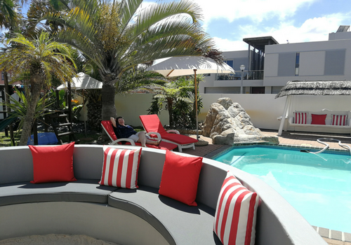 Spa Review - Sunset Beach Lodge and Spa on laurenkinghorn.com #SpaSunsetBeachCapeTown