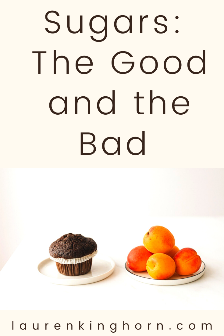 Studies link the consumption of bad sugars to chronic and life-threatening illnesses. This doesn't mean all sugars are harmful. Find out which sugars are good and bad in this expert guest post by personal trainer, life coach and wellness writer, Adam Reeve. #sugars #thegoodandthebad #healthysugars #unhealthysugars
