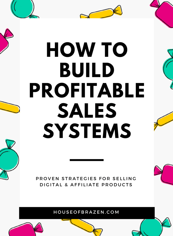 Elise of House of Brazen is one of the bloggers I follow and she's just brought out her latest ebook. #SweetSalesSystems : Proven strategies for selling digital and #AffiliateProducts #howtofindblogstofollow Read more at laurenkinghorn.com