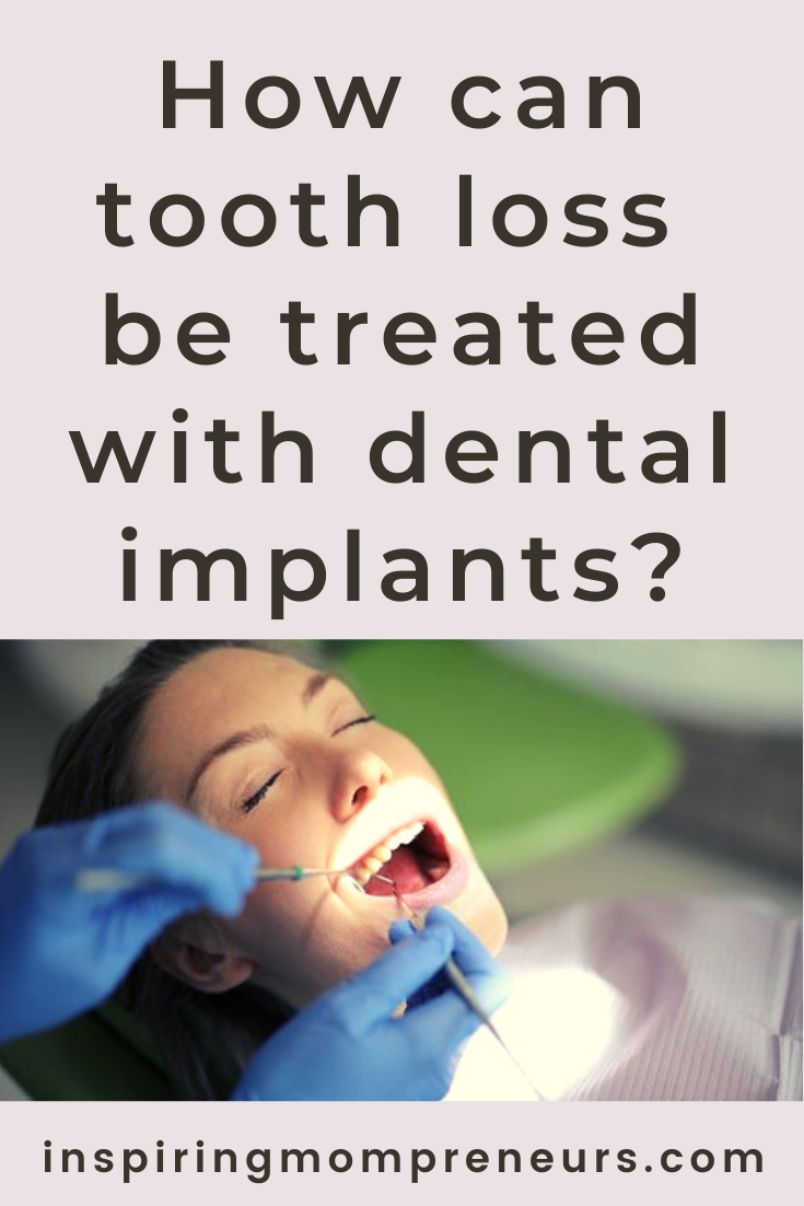 Tooth loss can be a very distressing condition that can affect abilities to speak, eat or smile confidently. How can tooth loss be treated?