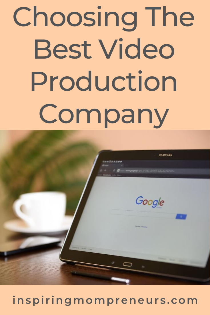 Do you have a video strategy in place for your business?  Here's how to get cracking on that. #choosingthebestvideoproductcompany #videostrategy #videomarketing #videomarketingstrategy