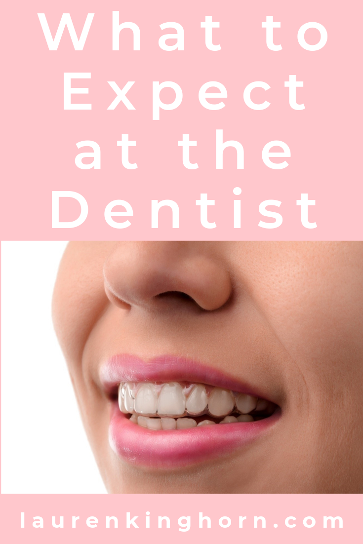 Has it been so long since you went to the dentist that you've forgotten what to expect? Find out about the latest treatments in this post. #whattoexpectatthedentist #dentalcare #selfcare