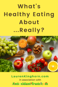 We were taught at school to eat a balanced diet of meat, fish, dairy, grains, fruit, and veg but what's healthy eating about, really? What were we designed to eat? And which foods makes us feel best?