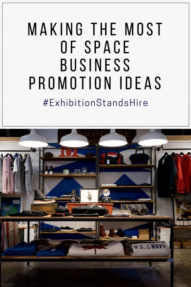 Are you starting to look into interesting business promotion ideas for your business? A stand at an Exhibition might be a good option for you. Read more at laurenkinghorn.com #businesspromotionideas #exhibitionstandshire