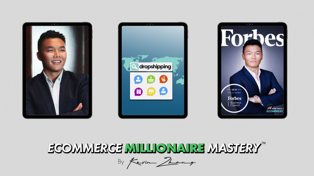 eCommerce Millionaire Mastery by Kevin Zhang – Review