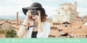 Work and Travel laurenkinghorn.com